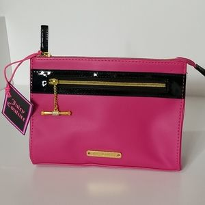 Juicy Couture Cosmetic Bag -New